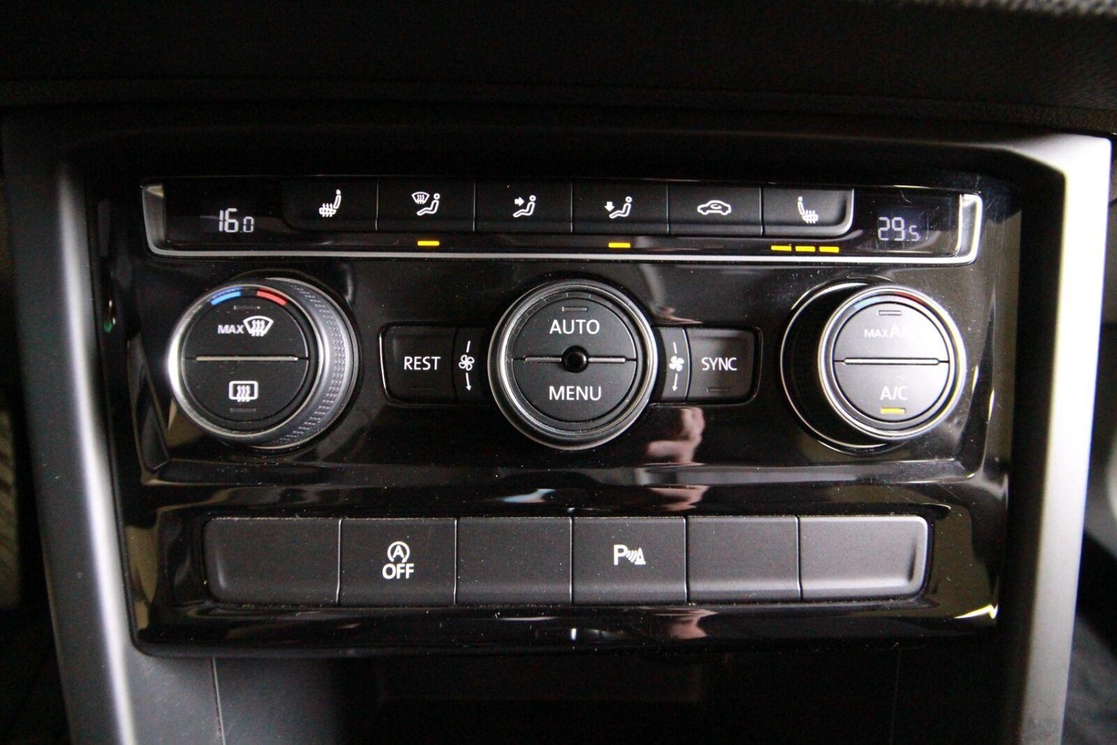 VW Touran TDi 150 Comfortline DSG 7prs