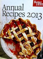 Better Homes And Gardens Annual Recipes Cookbook Hardcover
