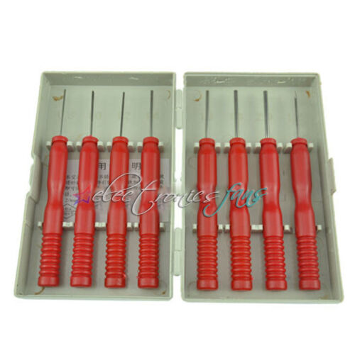 8PCS//Lots Hollow needles desoldering tool electronic components Stainless steel
