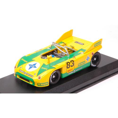 PORSCHE 908/3 N.83 MONTAGNA1973 1:43 Best Model Auto Competizione Die Cast