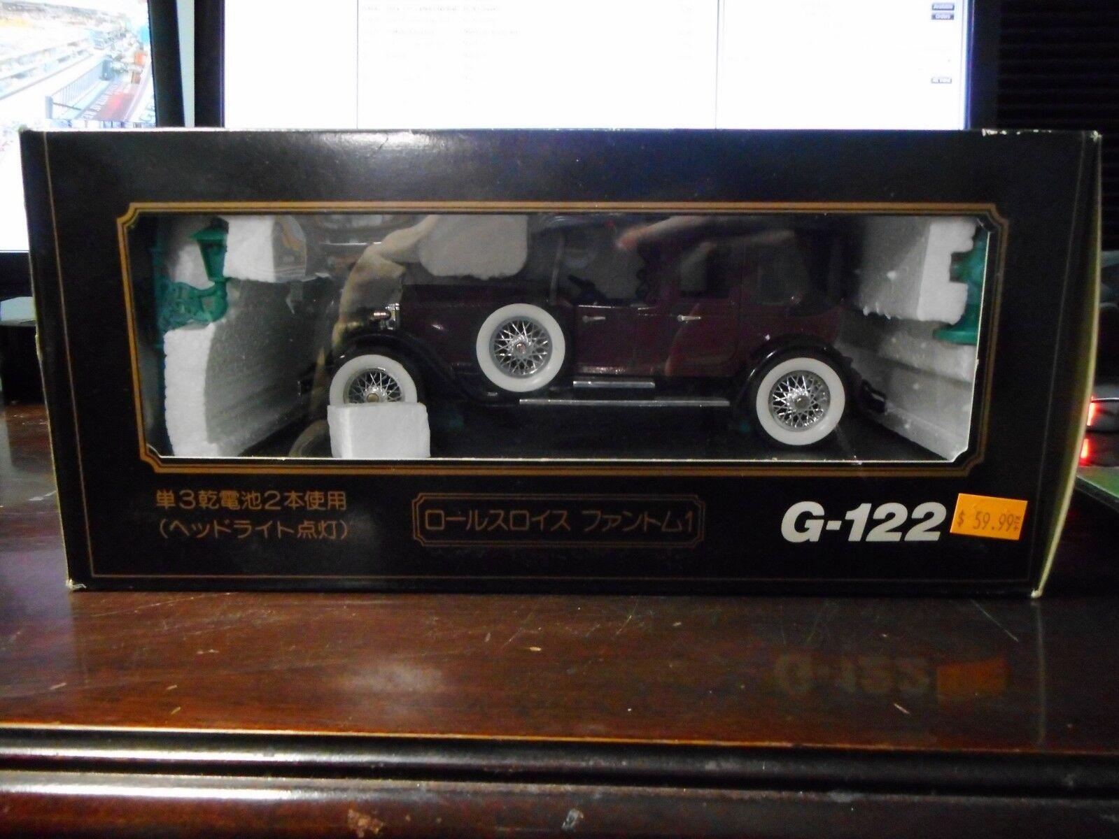 Diapet - G-122 Rolls-Royce 1927 (1 25)
