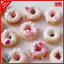 thumbnail 4 - Mega Doughnut Pan 20 Cavity Non-Stick Coating Easy Release Durable Construction