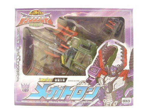 Nuovo Transformers Micron Leggenda Md-01 Megatron Giocattolo Giappone Hobby