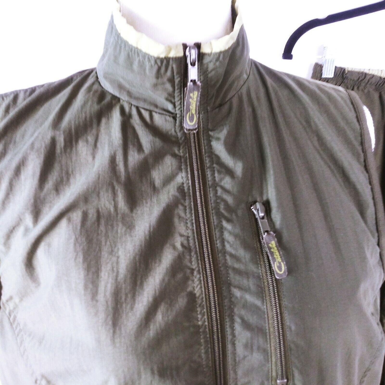 Catalina Womans Size S Green Vest & Capri Set S9 - image 2