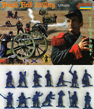 Strelets 1/72 Crimean War French Field Artillery # 065