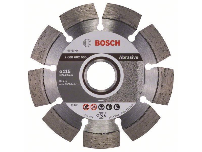 Bosch Diamanttrennscheibe Expert for Abrasive