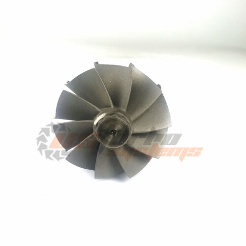 Aftermarket Borg Warner S400SXE S475 Turbo Turbine wheel /& Shaft 83mm x 74mm