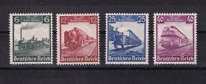 Deutsches-Reich-Michel-580-583-Postfrisch