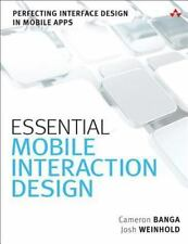 Usability: Essential Mobile Interaction Design : Perfecting Interface Design