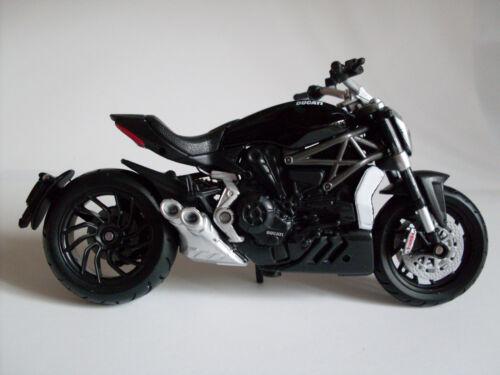 DUCATI xdiavel S Bburago Moto Modello 1:18