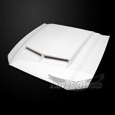 Fiberglass Hood For 2013 2014 Ford Mustang 2010 2014 Shelby Gt500 Tc Style Fits Mustang