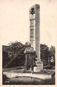 RPPC-59330-Hautmont-Monument-Aux-Dead-1914-1918-Edit-Rion-CA1934