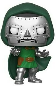 Fantastic-Four-Doctor-Doom-Funko-Pop-Marvel-2019-Toy-NUEVO