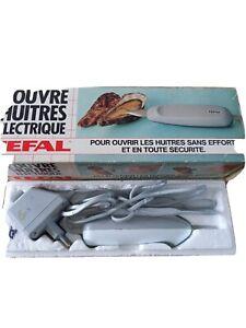 L'ouvre huitres électrique TEFAL / Vintage