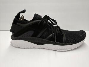 364408-05 Mens PUMA Tsugi Blaze evoKNIT Sneaker Black White