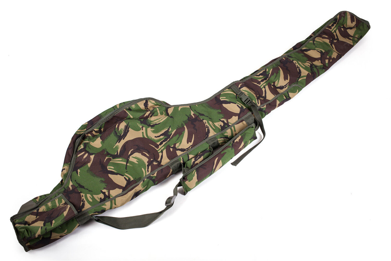Cotswold Aquarius Trident 13ft 2/3 Carp Fishing Rod Holdall Woodland Camo NEW