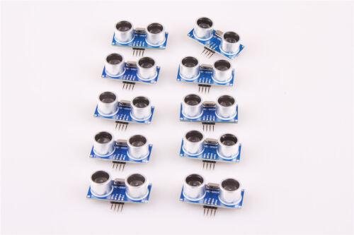 5//10PCS Ultrasonic Module HC-SR04 Distance Measuring Transducer Sensor Arduino