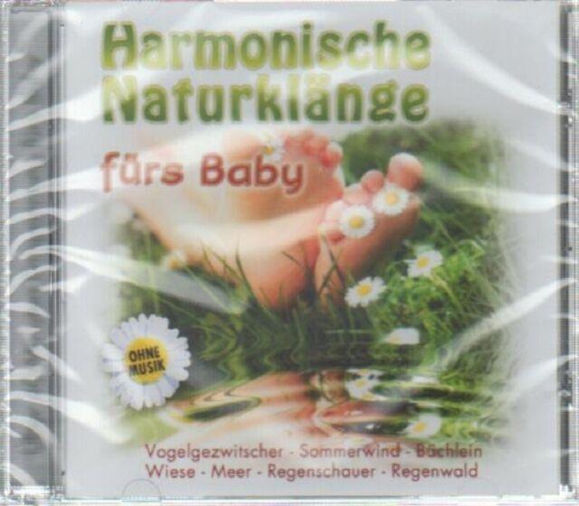Harmonische Naturklänge fürs Baby Entspannungsmusik ohne Musik