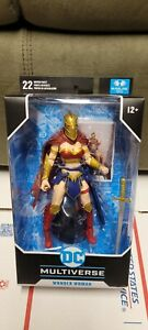 """Wonder Woman with Helmet Of Fate - DC Multiverse 7"""" Action Figure McFarlane Toys"""