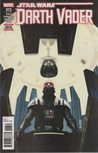 STAR-WARS-DARTH-VADER-13-MARVEL-COMICS-1ST-PRINT-COVER-A-SOULE