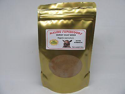 Goat Weed Powder 20 Icariin 1 Pound Organic Epimedium Libido