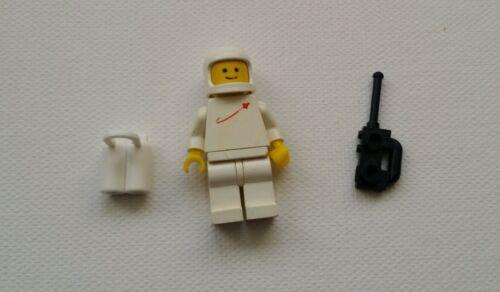 Lego Vintage Classic Space white Spaceman Minifigure