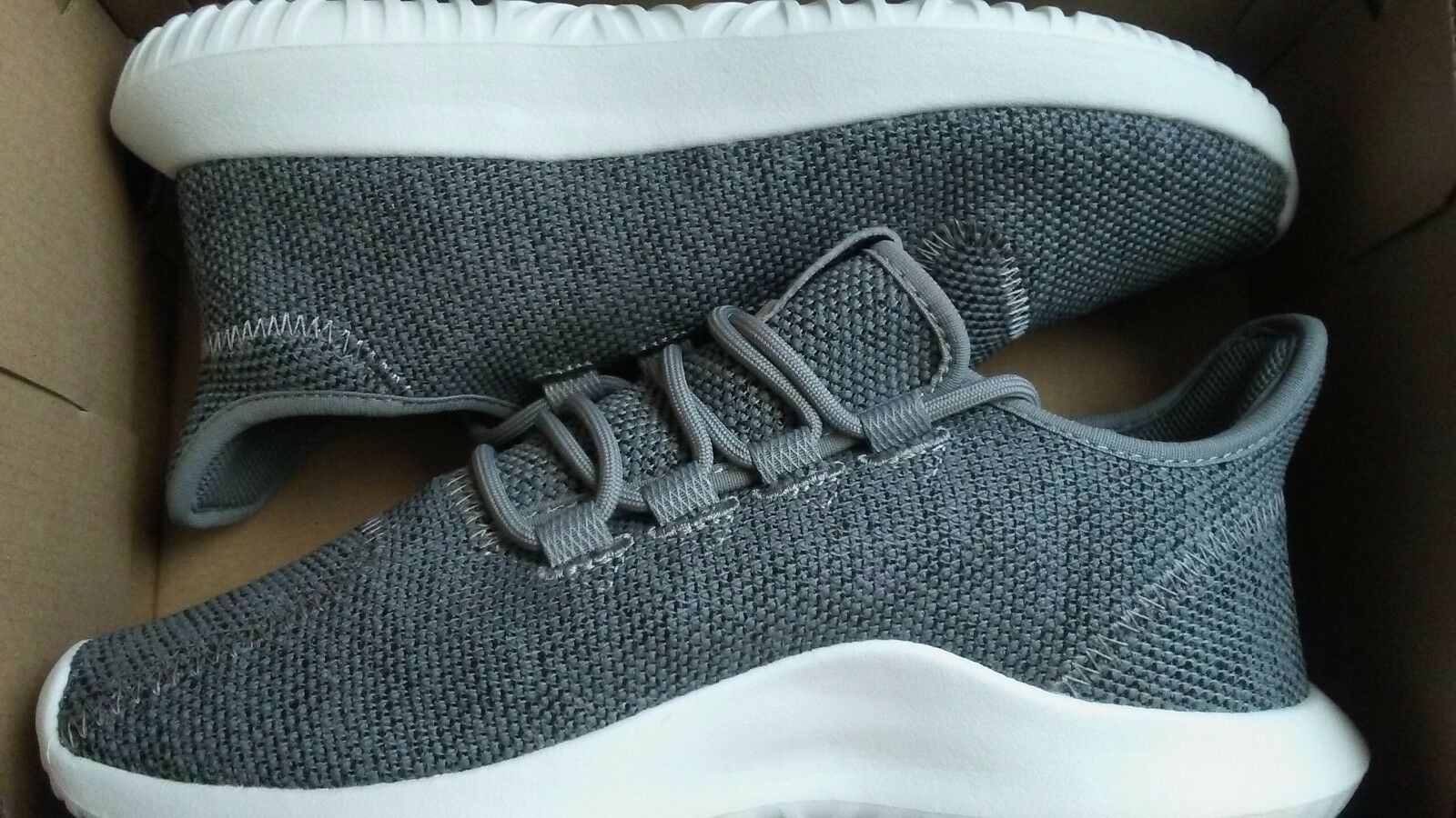 Women's adidas tubular shadow knit j size 5 1 2