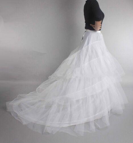 Petticoat for Wedding Crinoline Slip Underskirt Bridal Dress Hoop Vintage Slips