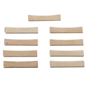 Musical Instruments Golden Guitar Radius Fingerboard Fret Press Caul Insert For Guitarist Luthier Tool