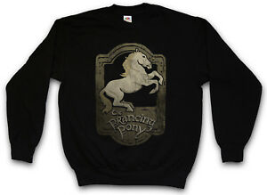 Schild rampante Of Rings cavallino The Lord Pullover con Tänzelndes Inn Herberge SxqwIEp