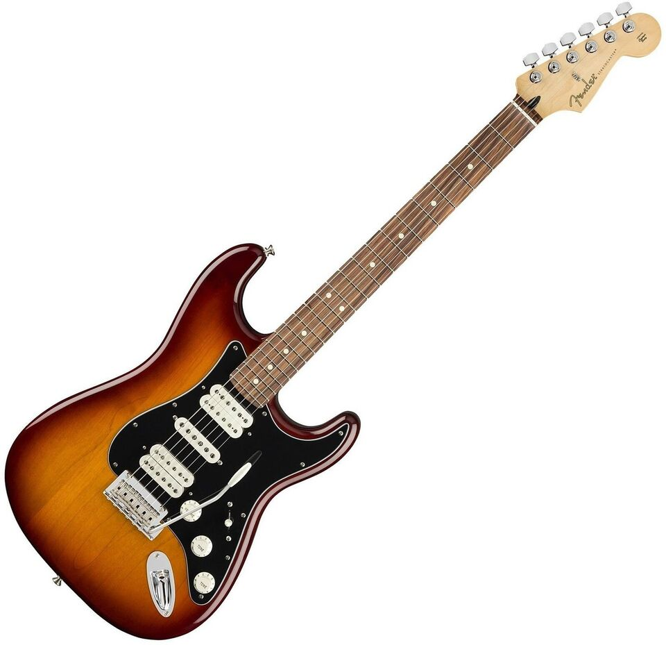 Fender Player Stratocaster HSH PF Tobacco Burst