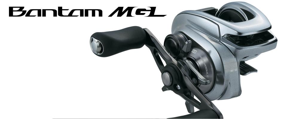 Shimano Right Bantam MGL BANTMGL150 Right Shimano Hand 6.2:1 Gear Ratio 17b663