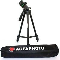 Pro Agfaphoto 50 Tripod For Sony Nex-3n Nex-3nl Nex-5t Nex-5tl Nex-5r Nex-5rk