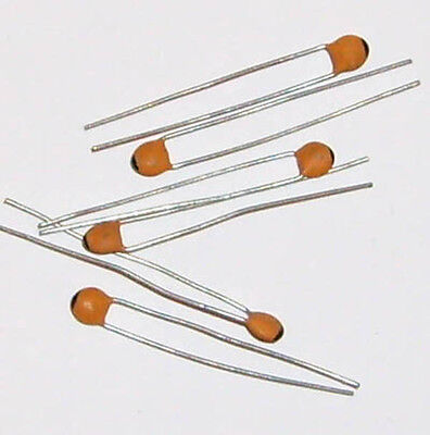 15 each 4 pF 4pF ceramic Capacitor Universal Generic