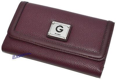G BY GUESS Damen Portemonnaie Geldbörse Wallet Börse Brieftasche 19,5cm x 11cm