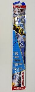 X-Kites-SkyDelta-52-Inch-Poly-Kite-Transformers-Bumblebee-New-Free-S-amp-H