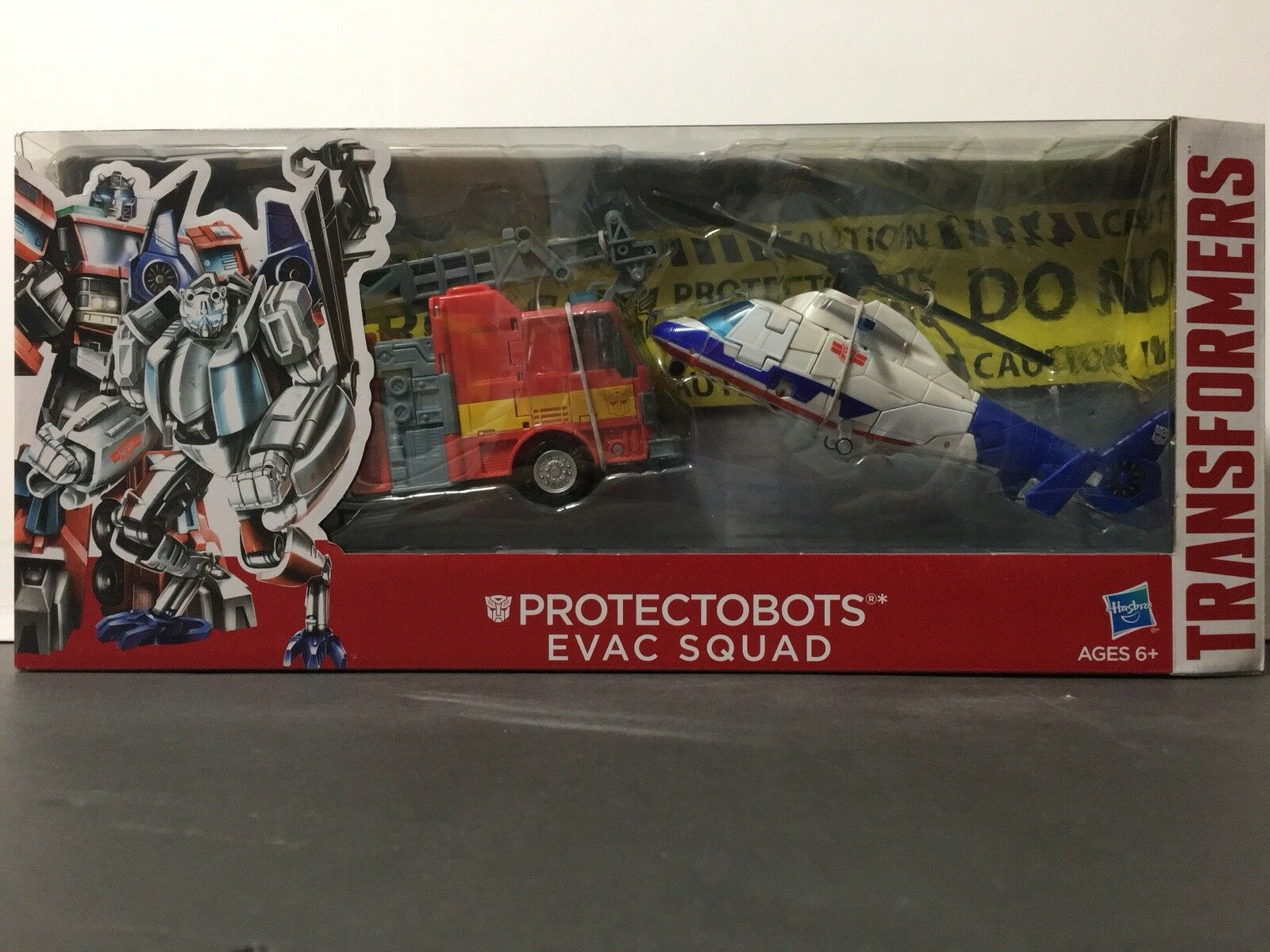 Transformers Predectobots Evac Squad Action Figure Box Set Blades Hot Spot MIB