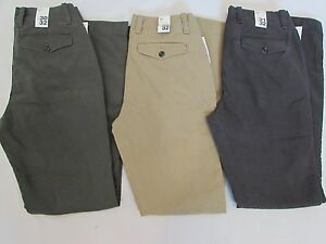 NEW MEN'S GAP SLIM FIT BEDFORD PANTS, PICK A SIZE AND COLOR | eBay