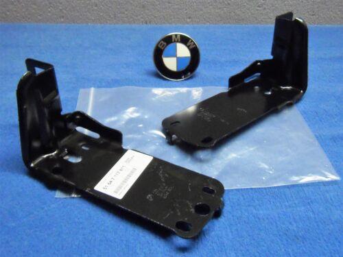 BMW 1er e81 e82 e87 e88 Set Piastra di interruzione supporto radiatore di raffreddamento Modulo staccato davanti