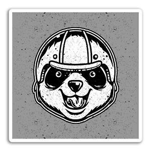 Australia Fun Sticker Laptop Luggage #17194 2 x 10cm Koala Bear Vinyl Stickers
