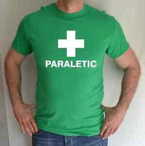PARALETIC-BEER-IRISH-GREEN-FUN-T-SHIRT