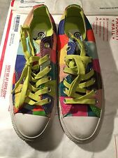 CONVERSE X MARIMEKKO Cross Over Limited Edition ALL-STAR Canvas Sneaker US 7.5