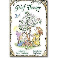 Elf-Help Book: Grief Therapy by Karen Katafiasz (1993, Paperback)