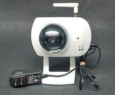 Xanboo Sercomm Pan Tilt Zoom Wireless Wifi IP Security Video Camera Model RC8030