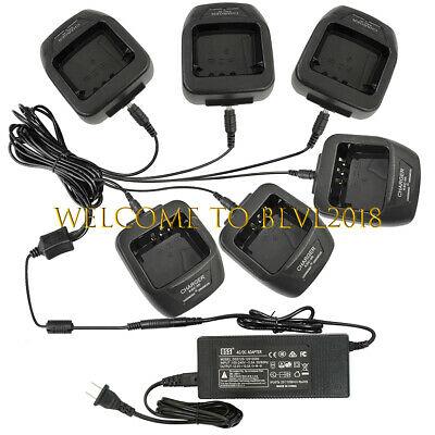 Power Products Vehicle Charger for Kenwood NX240 NX340 TK2312 TK3312 TK2400