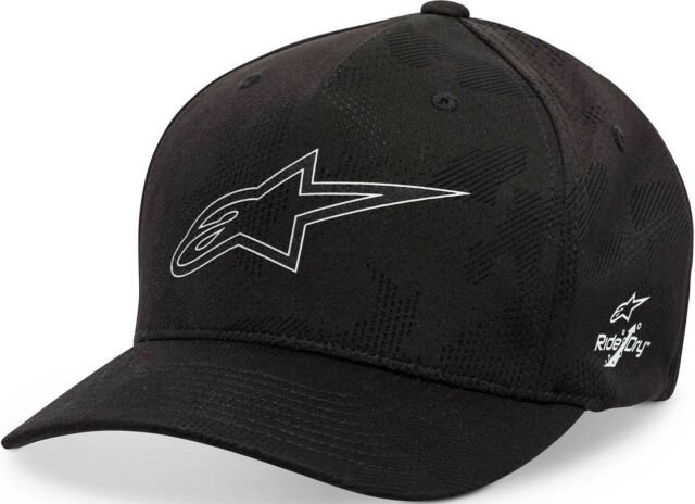Alpinestars Ageless Deboss Tech Hat Men/'s Flexfit All Sizes and Colors