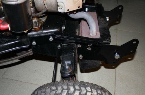 Anbaurahmen für Schneeschild Rasentraktor MTD B10 B12 Anbaubleche