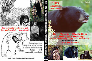 Dr-Ken-Nordberg-039-s-Do-It-Yourself-Black-Bear-Baiting-and-Hunting-4th-Edition-DVD