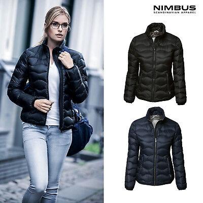 Marchio Popolare Nimbus Donna Sierra Down Jacket Nb60f- Prestazioni Affidabili