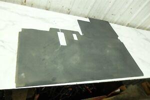 90 Yamaha Gas Golf Cart G8 rubber floor board mat